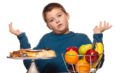 Diabetes (childhood) and junk food.