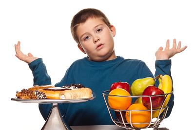 Diabetes (childhood) and junk food.