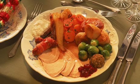 Why Christmas dinner can be really healthy!